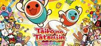 Taiko no Tatsujin: Drum 'n' Fun!: Trommel-Action für Switch erschienen