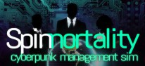 Spinnortality: Cyberpunk-Management-Simulation für PC, Mac und Linux veröffentlicht