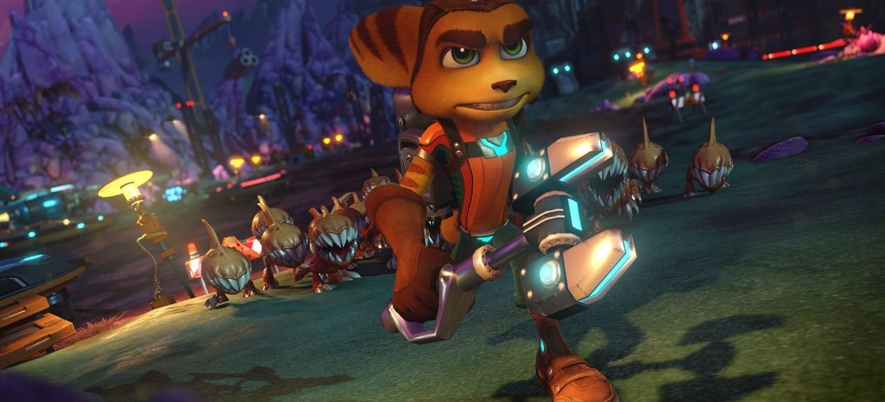 Ratchet & Clank (Action-Adventure) von Sony