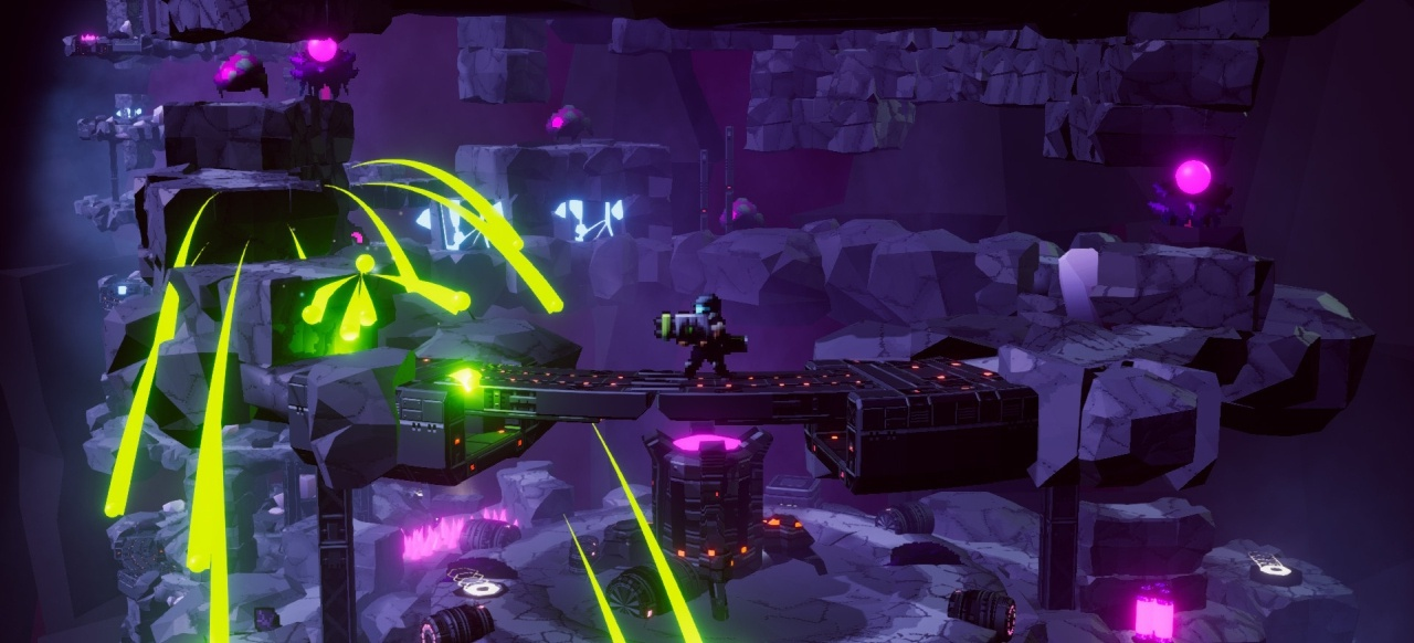 Orbital Bullet (Plattformer) von Assemble Entertainment