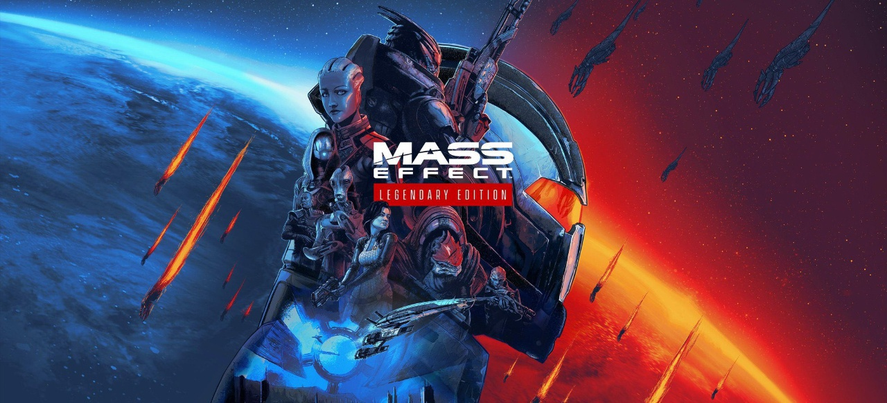 Mass Effect - Legendary Edition (Rollenspiel) von Electronic Arts