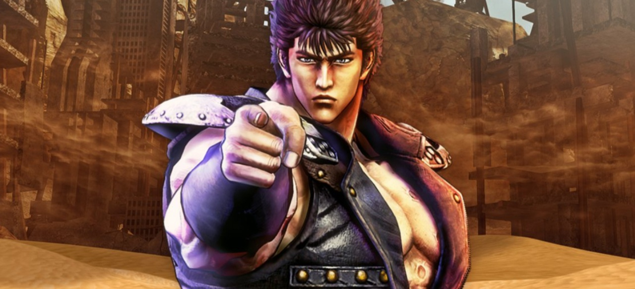 Fist of the North Star: Lost Paradise (Action-Adventure) von SEGA
