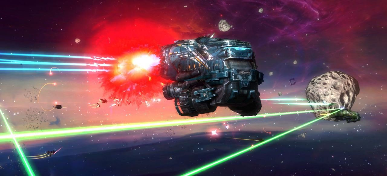 Rebel Galaxy (Action) von Double Damage Games