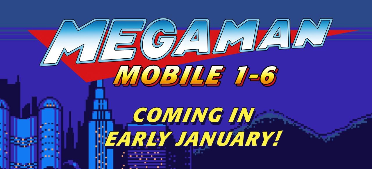 MegaMan Mobile 1 - 6 (Action) von Capcom