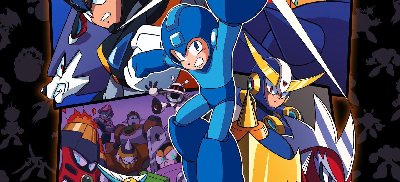 MegaMan Legacy Collection 2 (Geschicklichkeit) von Capcom