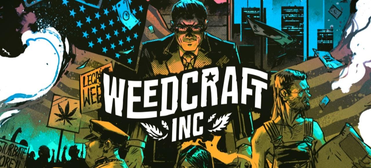 Weedcraft Inc (Taktik & Strategie) von Devolver Digital