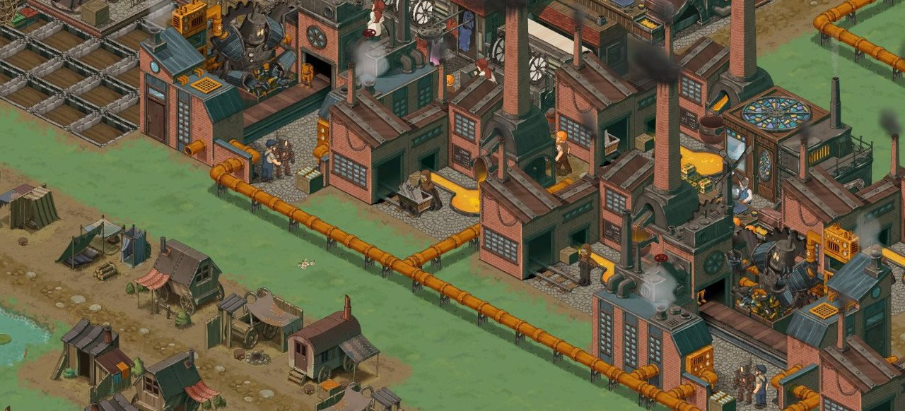 Lethis: Path of Progress (Taktik & Strategie) von Triskell Interactive