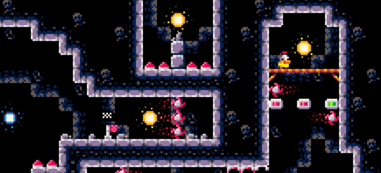 Duck Souls+ (Plattformer) von Ratalaika Games