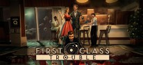 First Class Trouble: Hinterhältiges Partyspiel à la Among Us schleicht in den Early Access
