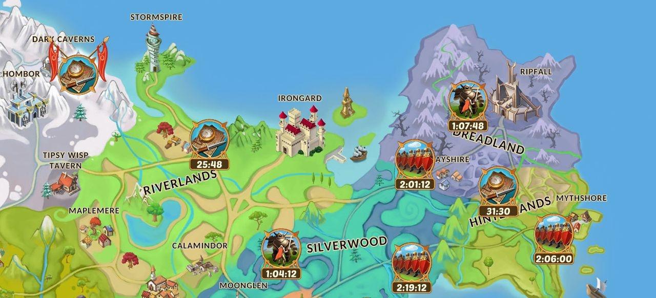 Firestone Idle RPG (Rollenspiel) von Holyday Studios
