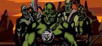 Green: An Orc's Life: Von Reigns inspirierte Kartentaktik über das Leben eines Orks veröffentlicht