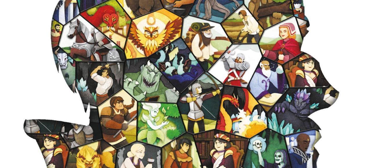 Paper Tales (Brettspiel) von Pegasus Spiele