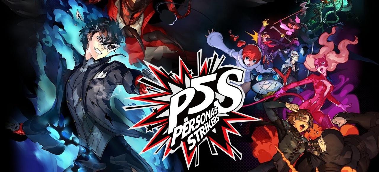 Persona 5 Strikers (Rollenspiel) von Atlus / SEGA