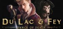 Dance of Death: Du Lac & Fey: Narrative Jagd nach Jack the Ripper startet im April auf dem PC