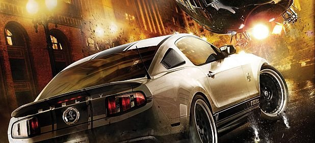 Need for Speed: The Run (Rennspiel) von Electronic Arts