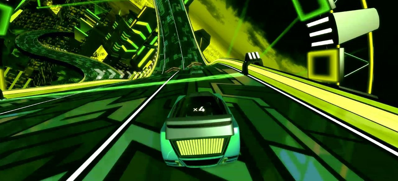 Drive Any Track (Rennspiel) von Foam Entertainment