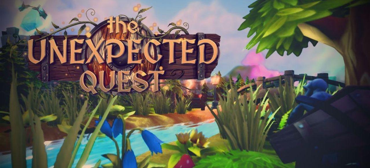 The Unexpected Quest (Taktik & Strategie) von PQube