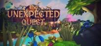 The Unexpected Quest: Von Warcraft und Siedler inspirierte Aufbaustrategie angekündigt