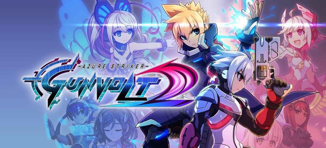 Azure Striker Gunvolt 2 (Arcade-Action) von Inti Creates