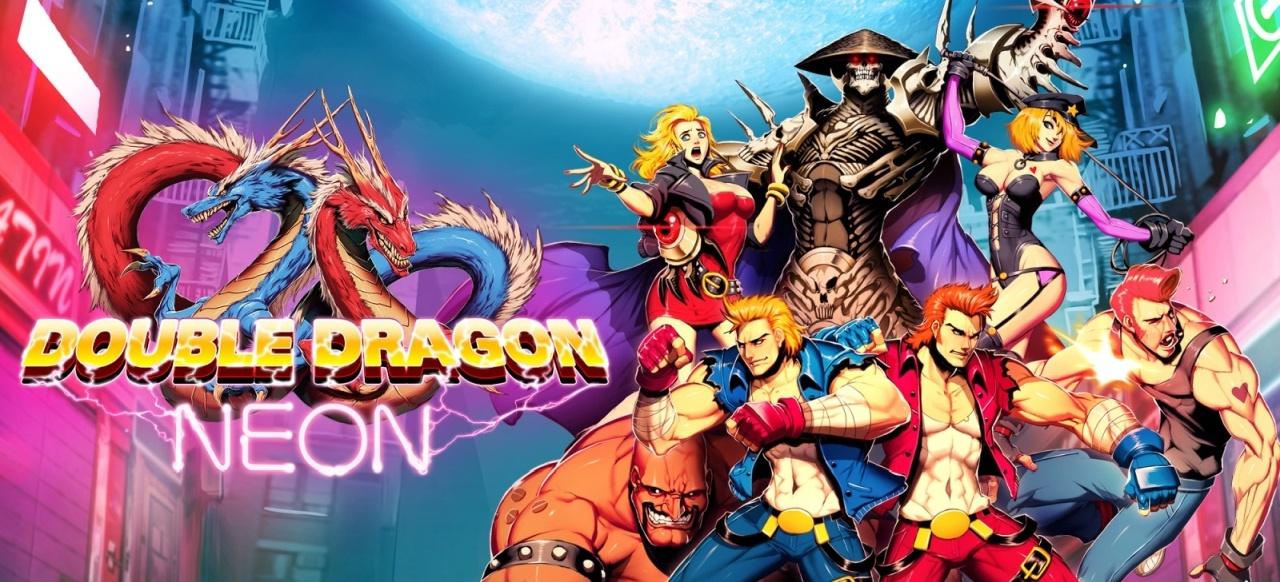 Double Dragon Neon (Prügeln & Kämpfen) von Majesco Entertainment
