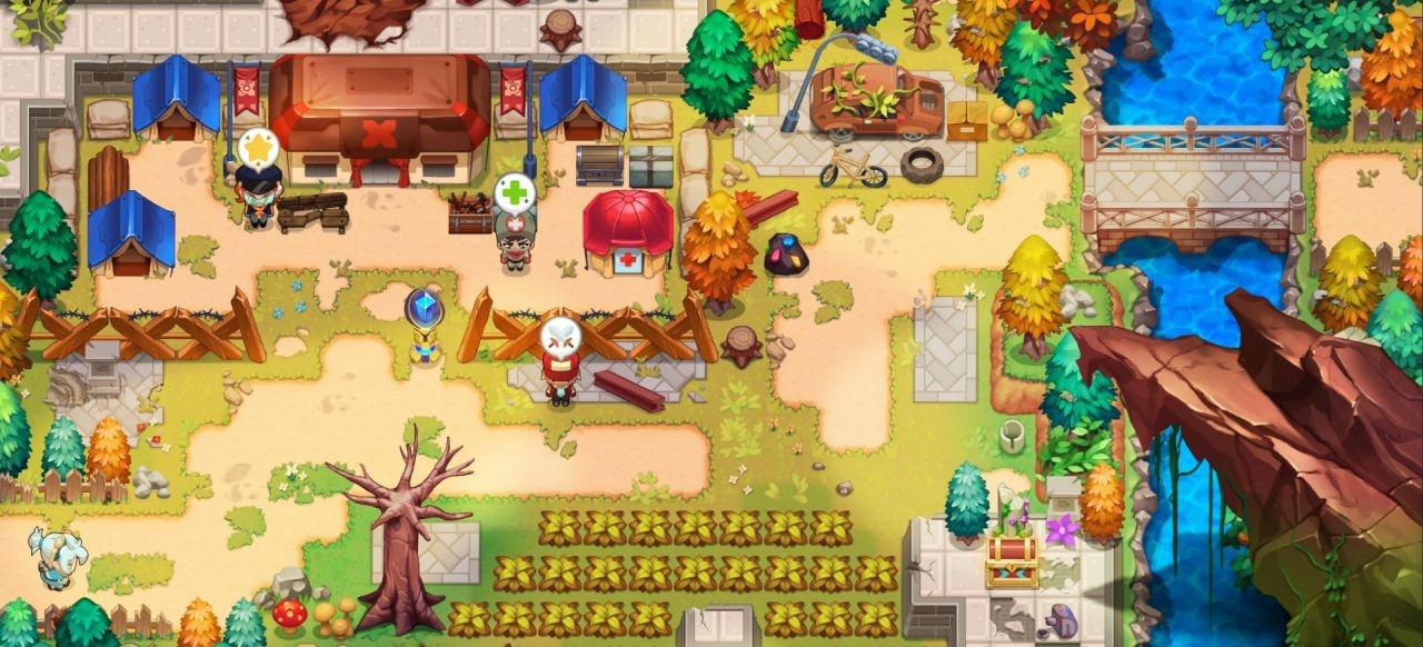 Nexomon: Extinction (Rollenspiel) von VEWO Interactive / PQube