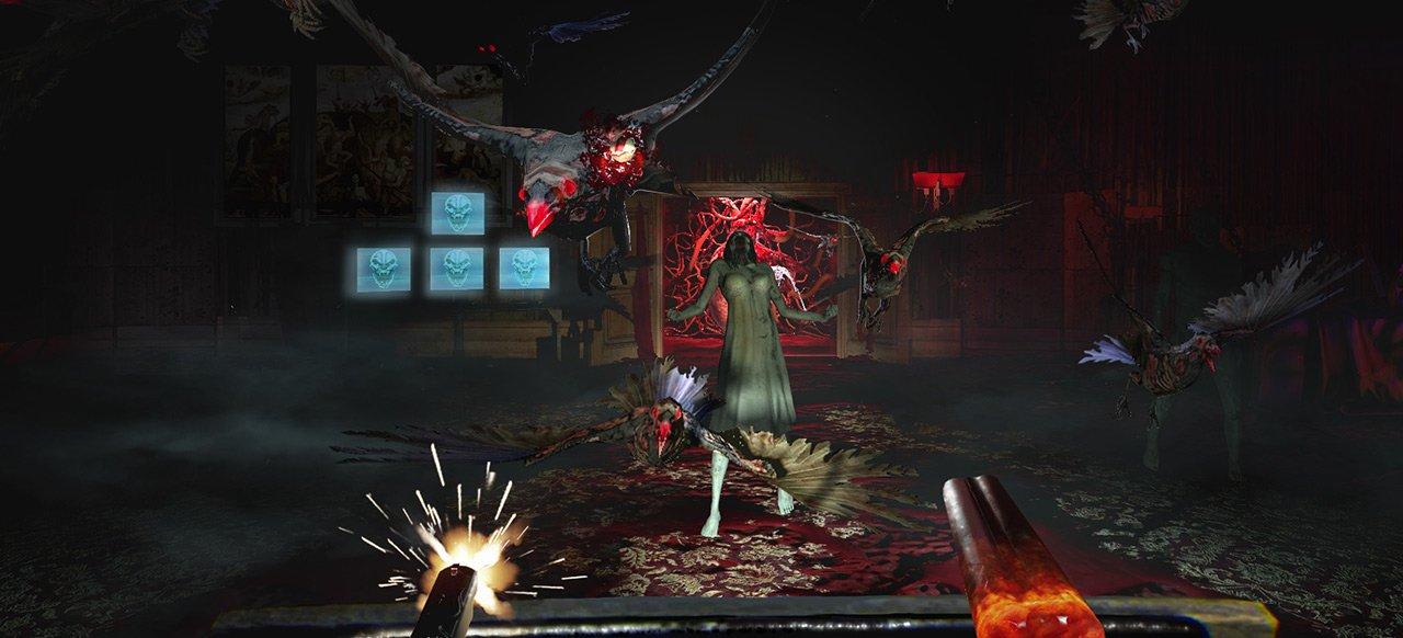 Until Dawn: Rush of Blood (Action) von Sony