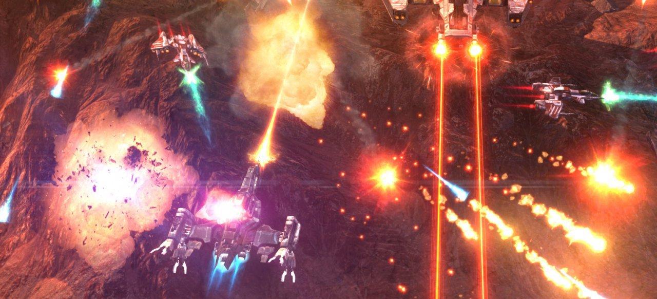 Solar Shifter EX (Shooter) von Headup Games