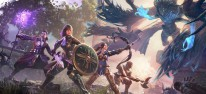 Bless Unleashed: Fantasy-MMO kommt im August zu Steam