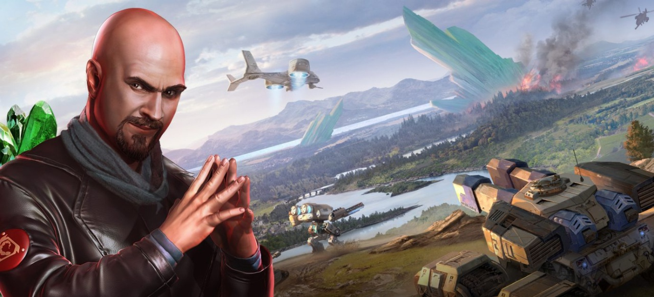 Command & Conquer: Rivals (Strategie) von Electronic Arts