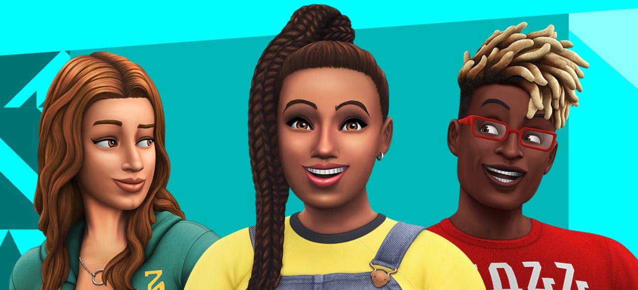 Die Sims 4: An die Uni! (Simulation) von Electronic Arts