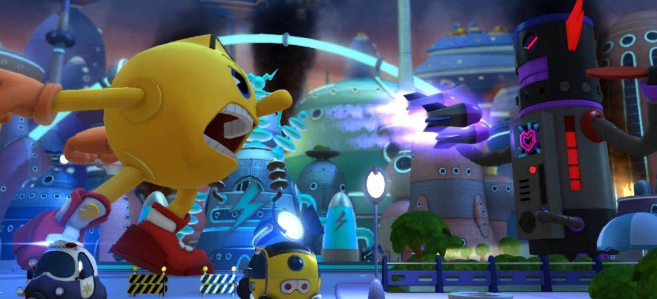 Pac-Man und die Geisterabenteuer 2 (Action) von Bandai Namco