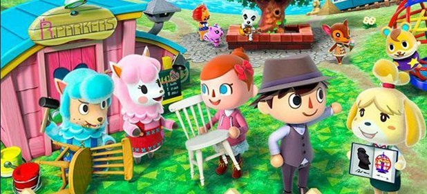 Animal Crossing: New Leaf (Simulation) von Nintendo