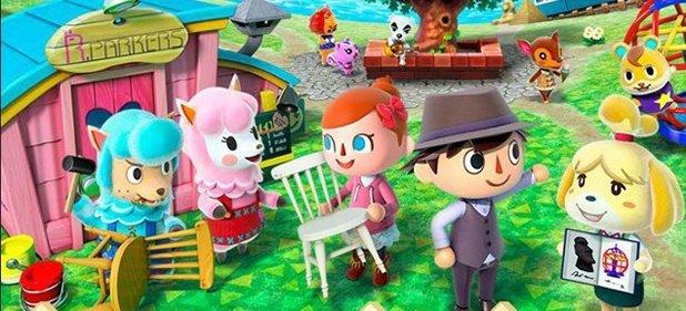 Animal Crossing: New Leaf (Simulation) von Nintendo