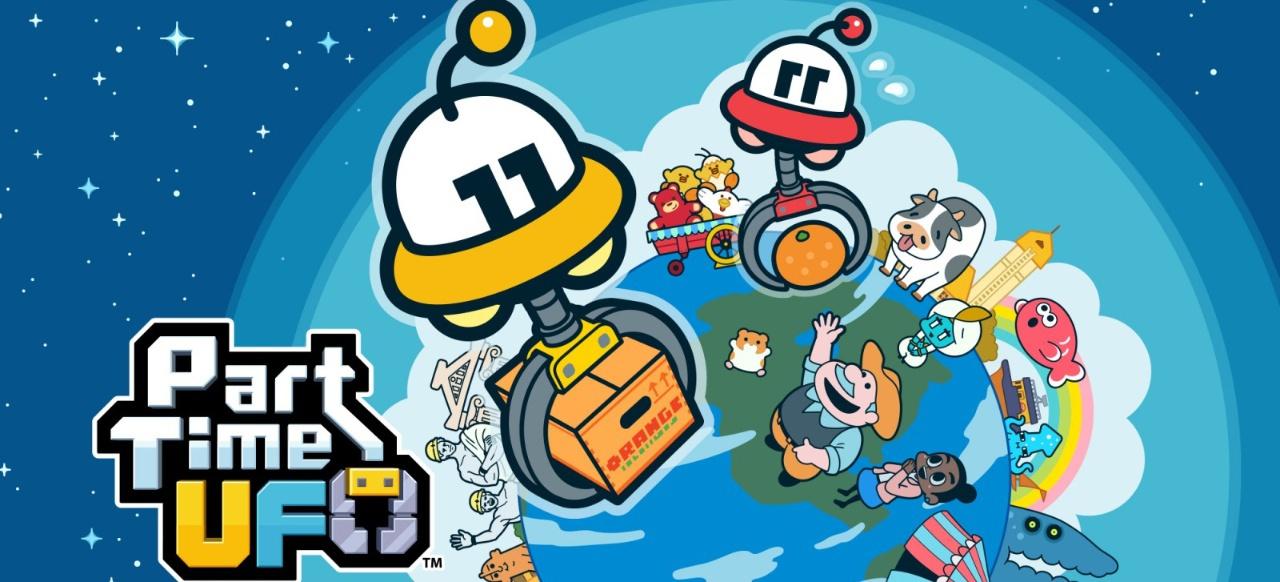 Part Time UFO (Logik & Kreativität) von Nintendo