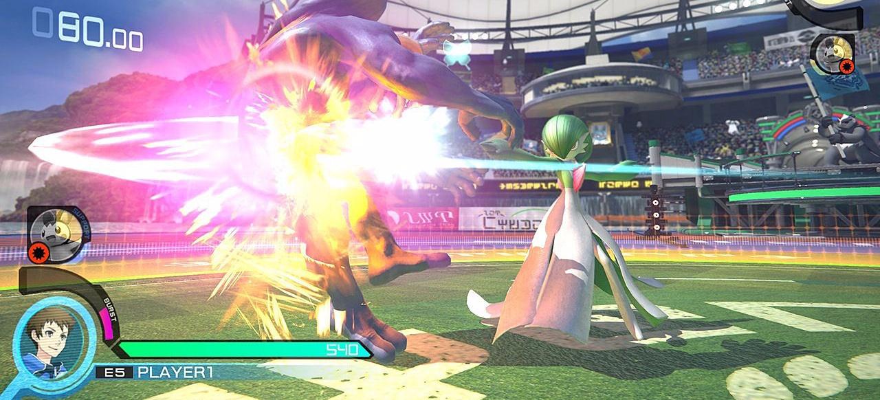Pokémon Tekken DX (Prügeln & Kämpfen) von Nintendo