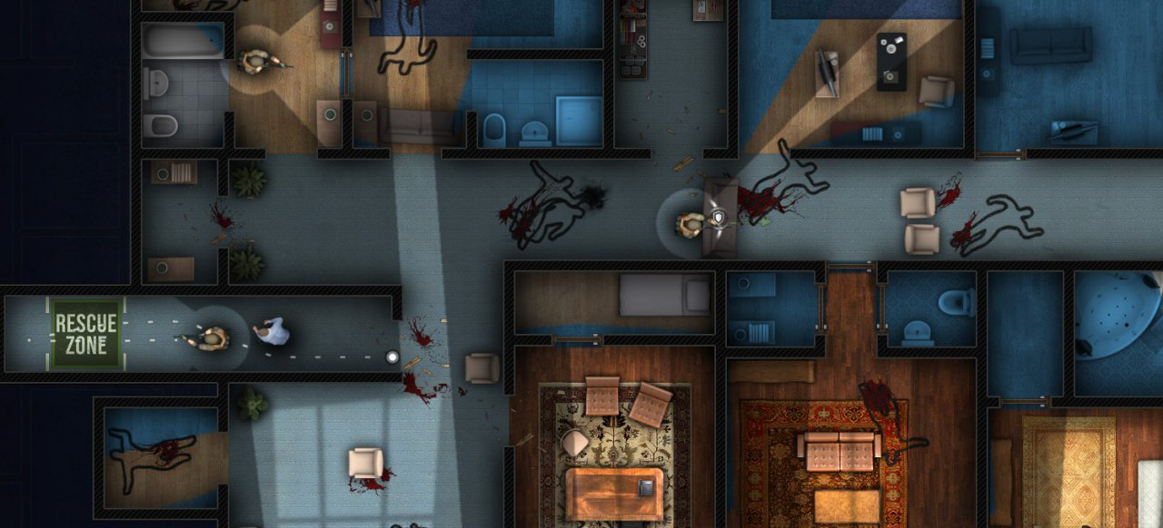 Door Kickers (Taktik & Strategie) von Killhouse Games / Qubic Games
