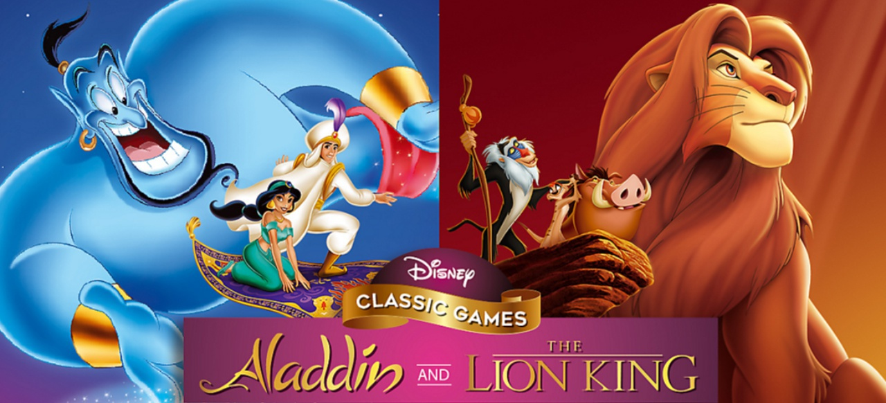 Disney Classic Games: Aladdin and The Lion King (Geschicklichkeit) von Disney