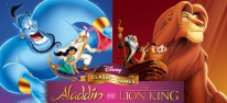 Disney Classic Games: Aladdin and The Lion King: Remaster-Doppelpack mit Aladdin (1993) und The Lion King (1994)