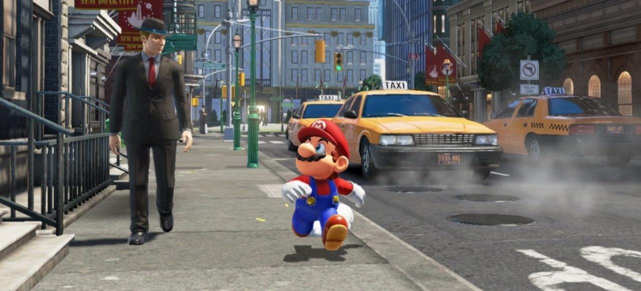 Super Mario Odyssey (Plattformer) von Nintendo