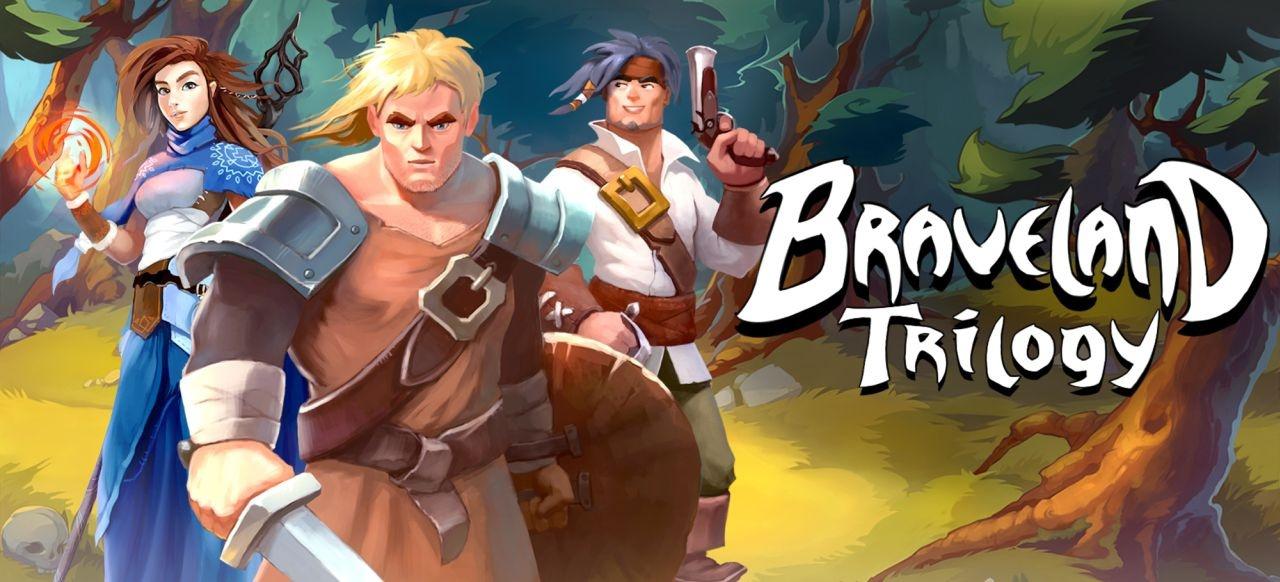 Braveland Trilogy (Taktik & Strategie) von Tortuga Team / Ellada Games