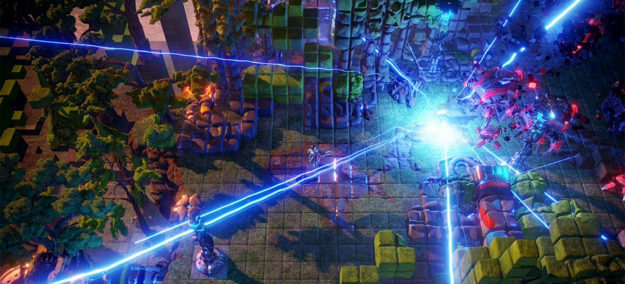 Nex Machina (Action) von Housemarque