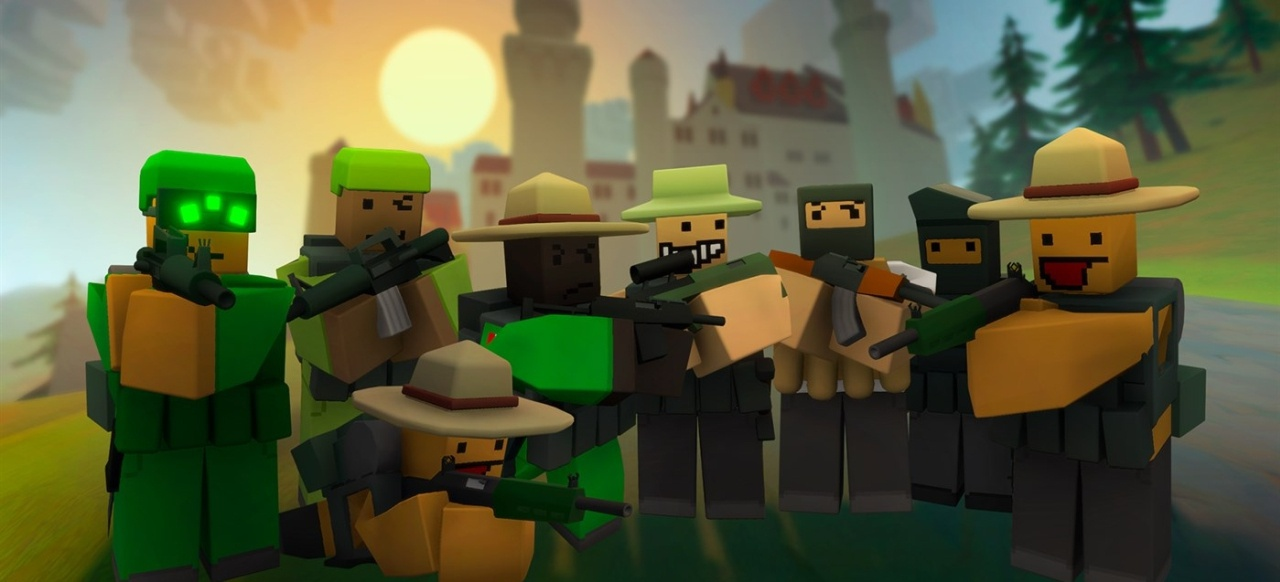 Unturned (Survival & Crafting) von Smartly Dressed Games / 505 Games