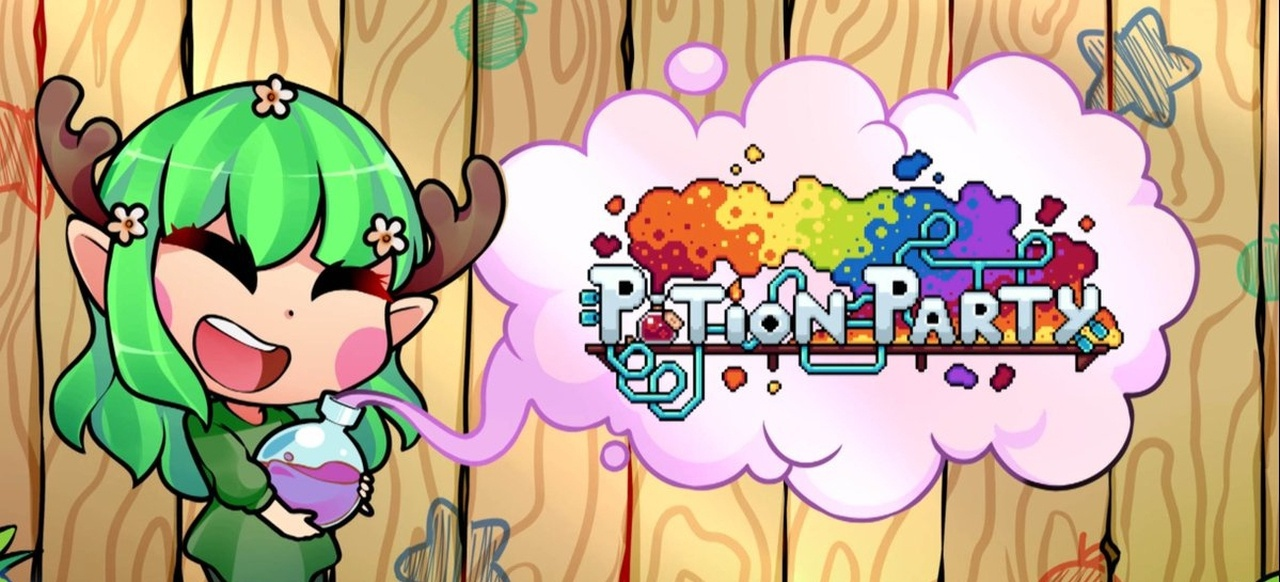 Potion Party (Musik & Party) von RPGames / Top Hat Studios / FusionPlay