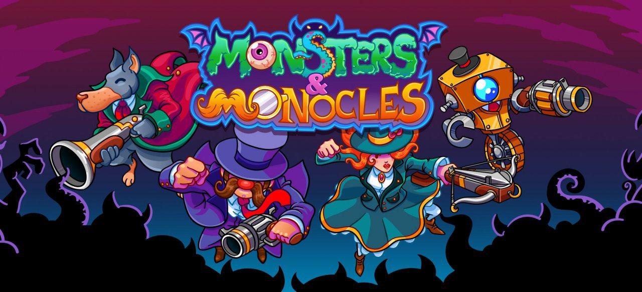 Monsters & Monocles (Action) von