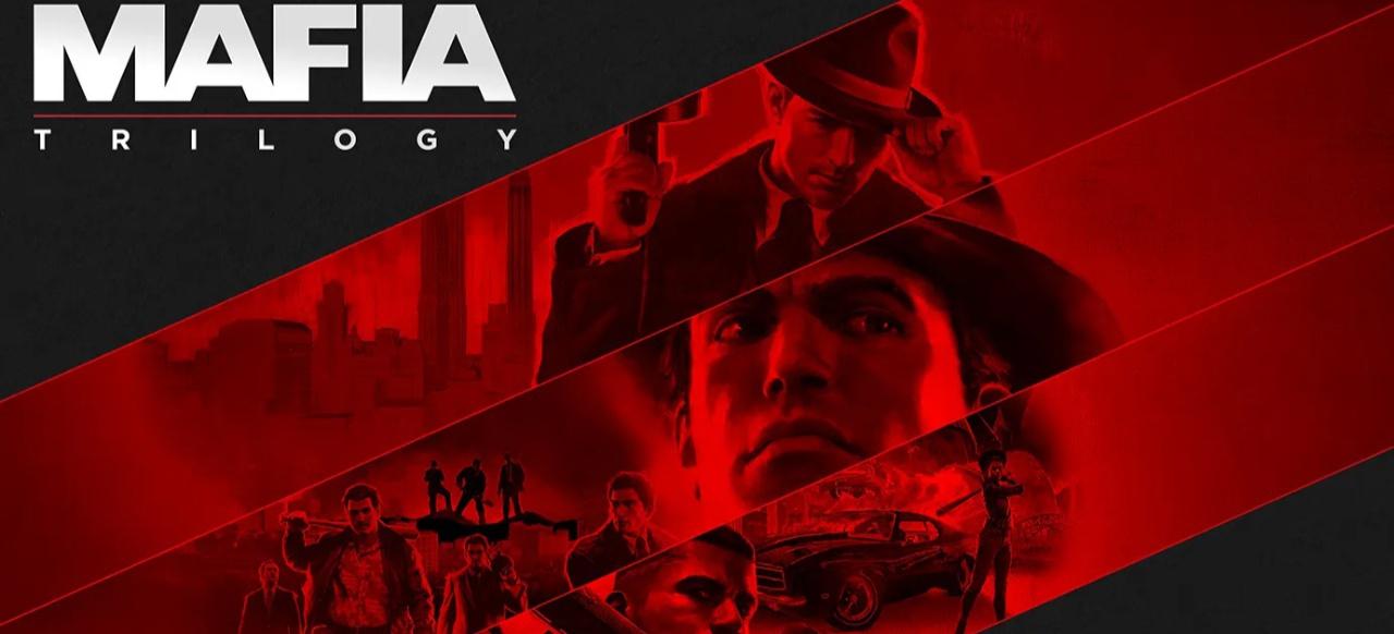 Mafia Trilogy (Action-Adventure) von 2K Games