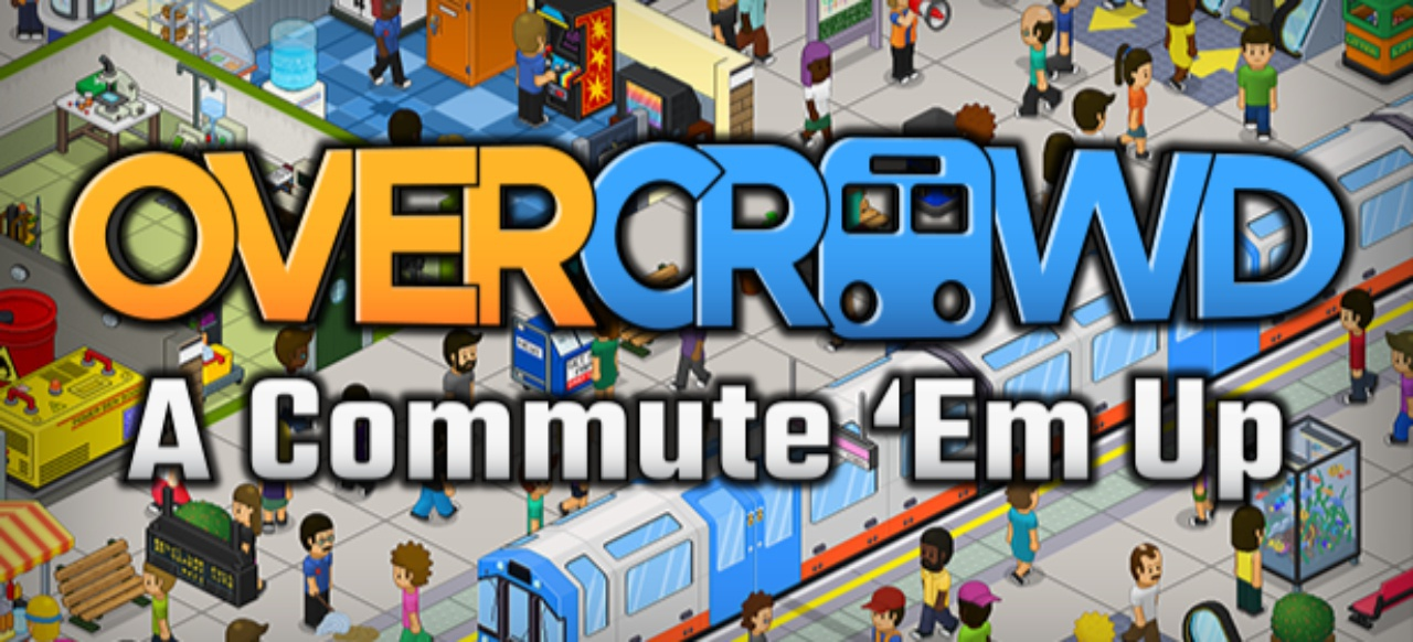 Overcrowd: A Commute 'Em Up (Taktik & Strategie) von SquarePlay Games