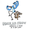 Alle Infos zu Regular Show: Mordecai and Rigby in 8-Bit Land (3DS)