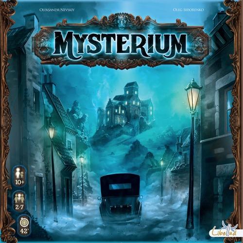 Alle Infos zu Mysterium (Android,iPad,iPhone,PC,Spielkultur)