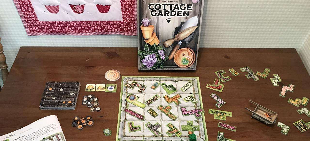 Cottage Garden (Brettspiel) von Pegasus Spiele