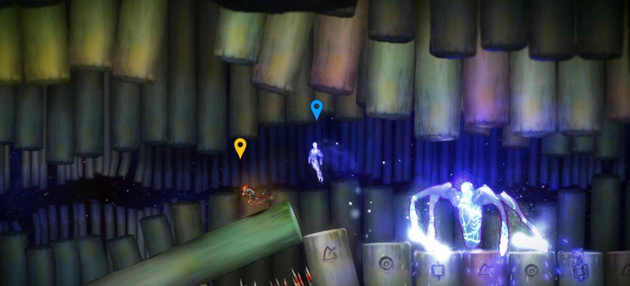 Tristoy (Plattformer) von Headup Games & Merge Games